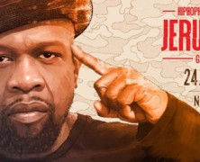 24.09  Jeru The Damaja (GANG STARR Foundation, NY)