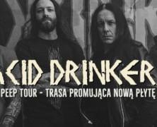 24.02 Acid Drinkers + Projekt Patryoci