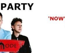 25.02 Depeche Mode Party